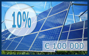 Investments in solar power plants